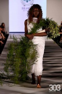 Nine Barbizon Southwest models walked for the first ever bridal segment at Denver Fashion Week1