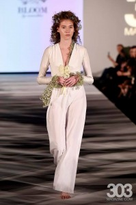 Nine Barbizon Southwest models walked for the first ever bridal segment at Denver Fashion Week2