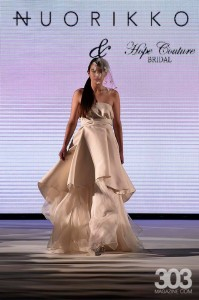 Nine Barbizon Southwest models walked for the first ever bridal segment at Denver Fashion Week8