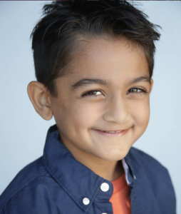 Parv Laddha, Barbizon Socal alum, signed with The Bella Agency LA