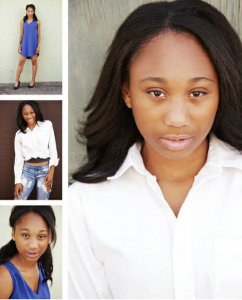 Rafael Garcia, Daralin Garcia and Bre'Lyn Wilkerson, Barbizon Socal alumni, signed with The Bella Agency in Los Angeles