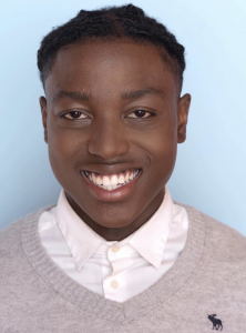 Roman Roberts, Barbizon of Orlando grad, booked a role on the new TVOne show ATL HOMICIDE