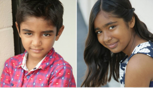 Ronit Datir and Ria Datir signed with HRi Talent Agency for TV, film, commercials and print