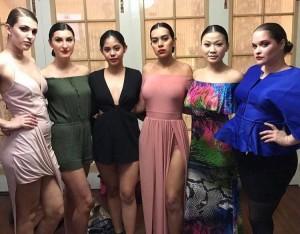 Sacramento Fashion Week Barbizon