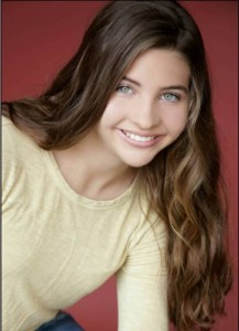 Sara Benson, Barbizon Socal alum, signed with The Firm LA Models And Talent Agency