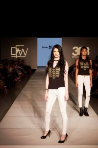 Six Barbizon Southwest models walked for international designers on Night 7 of Denver Fashion Week6