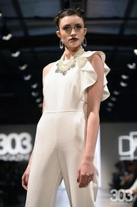 Six Barbizon Southwest models walked in the hair show at Denver Fashion Week2