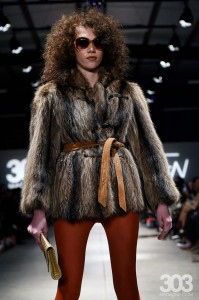 Six Barbizon Southwest models walked in the hair show at Denver Fashion Week3