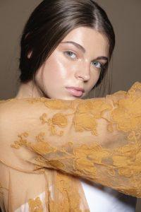 Artistic headshot of Sophia Beaulieu