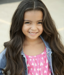 Sophia Trevino, Barbizon Socal grads, signed with The Bella Agency in Los Angeles