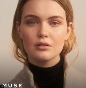 Sydney Jeffries, Barbizon alum, signed with Muse Models NYC