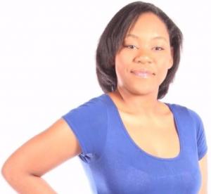 Tanisha Oligario, Barbizon of Atlanta grad, booked a hair show with Joico