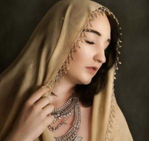 Téa Emerald, Barbizon Southwest grad, modeled for Wild Beauty Boudoir
