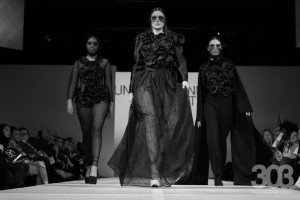 Thirteen Barbizon Southwest models walked for dozens of local designers and stylists at Denver Fashion Week Fall 2017