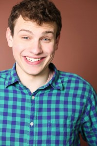 Thomas Richey, Barbizon alum, booked the short films Friendly Exchange and Alex & Russ