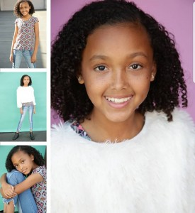 Valerie Brooks, Barbizon Socal alum, signed with BMG Models and Talent Agency - LA