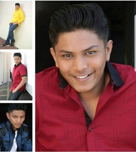 Valerie Brooks and Yashraj Solanki, Barbizon Socal alumni, signed with BMG Models and Talent Agency - LA