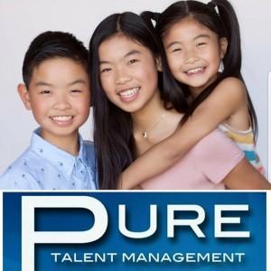 Vanessa, Benjamin and Viani Wong, Barbizon Socal alumni, booked new campaigns
