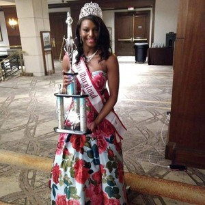 Victoria Holt, Barbizon of Baltimore graduate, was crowned Miss Maryland Teen with National American Miss