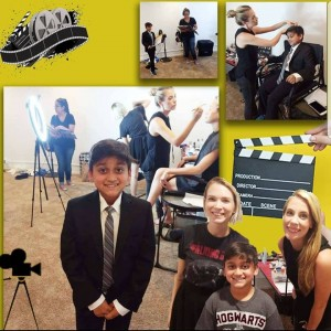 Vyom, Barbizon Socal alum, was cast as the lead in an upcoming movie set to release in 2019 and is currently filming