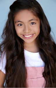 Yajaira Linarez, Barbizon Socal graduate, signed with Pure Talent Management and The Bella Agency