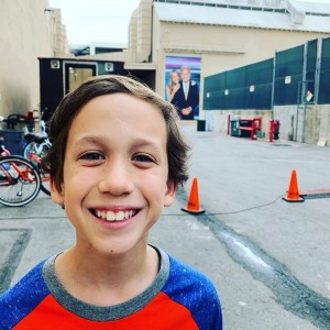 Zachary Lopez booked another acting job