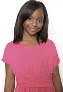 Zoe Fischer, Barbizon alum, signed with Modern Muse and Katalyst Talent Agency